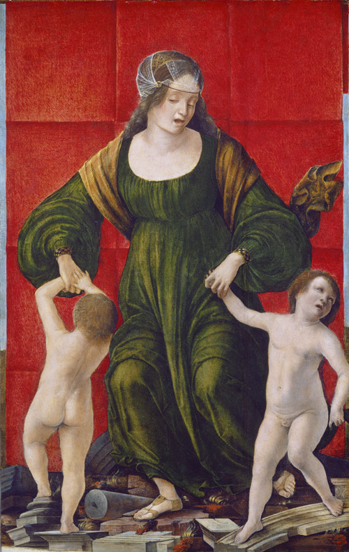 The Wife of Hasdrubal and Her Children