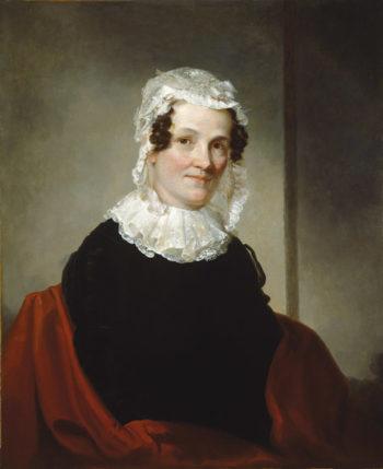 Lydia Coit Terry (Mrs. Eliphalet Terry)