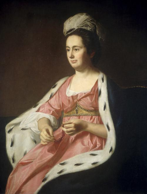 Abigail Smith Babcock (Mrs. Adam Babcock)