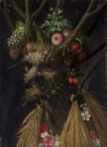 Four Seasons in One Head