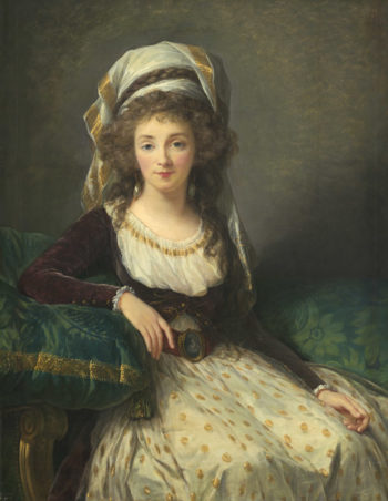 Madame d'Aguesseau de Fresnes