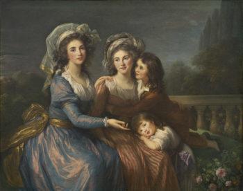 The Marquise de Pezay