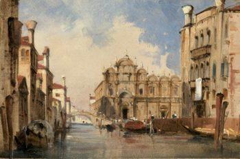 The Scuola di San Marco