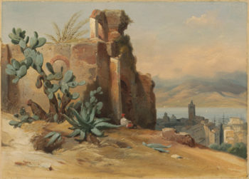 Ancient Ruins near Messina