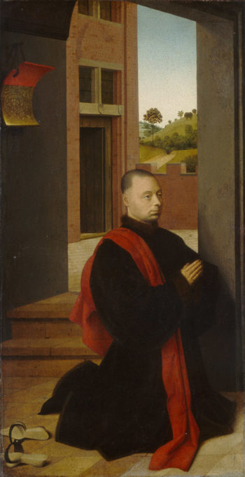 Portrait of a Male Donor