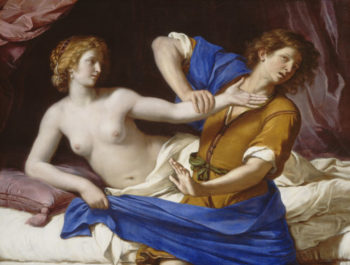 Joseph and Potiphar's Wife