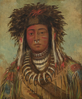 Boy Chief - Ojibbeway