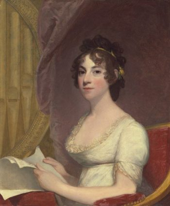 Anna Maria Brodeau Thornton (Mrs. William Thornton)