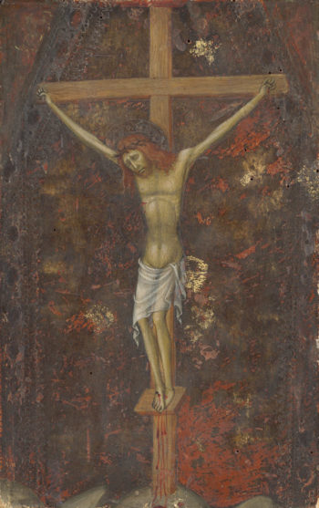 The Crucifixion [reverse]