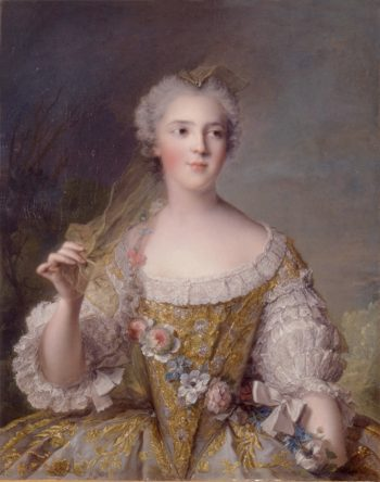 Madame Sophie de France | Jean Marc Nattier | oil painting