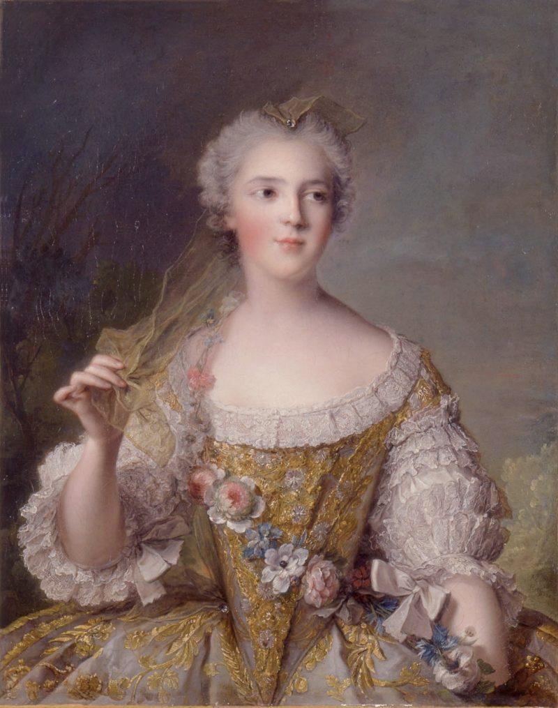 Madame Sophie de France | Jean Marc Nattier | oil painting