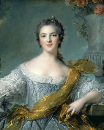 Madame Victoire of France | Jean Marc Nattier | oil painting