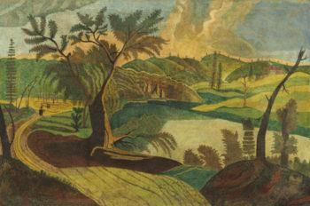 Stylized Landscape