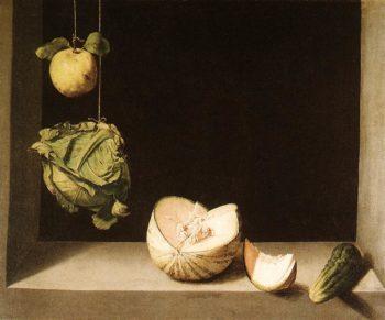 Still Life | Juan Sanchez Cotan | oil painting