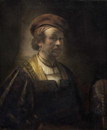 Portrait of Rembrandt