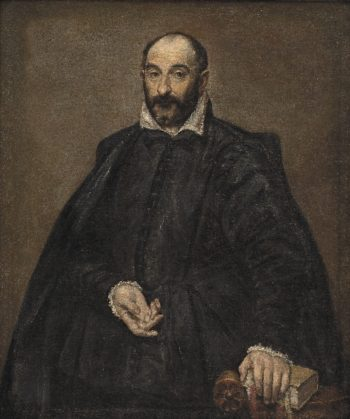 Portrait of a Man | El Greco | oil painting