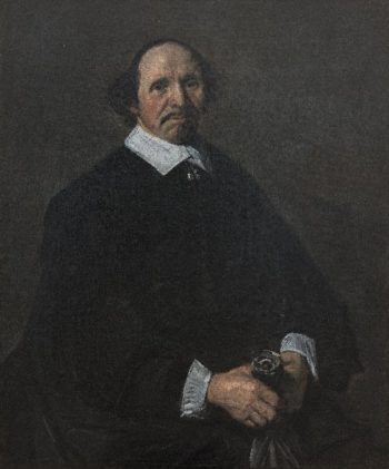 Portrait of a Man | Frans I Hals | oil painting