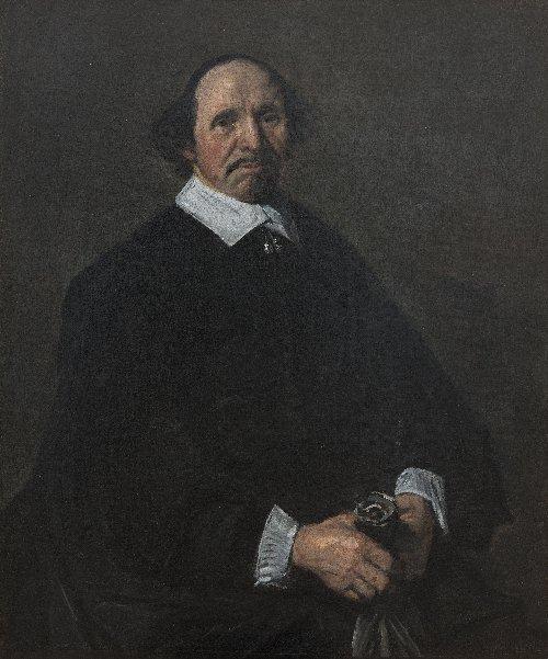 Portrait of a Man | Frans I Hals | oil painting