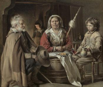 Peasant Interior