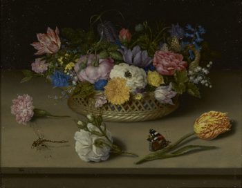 Flower Still Life | Ambrosius Bosschaert the Elder | oil painting