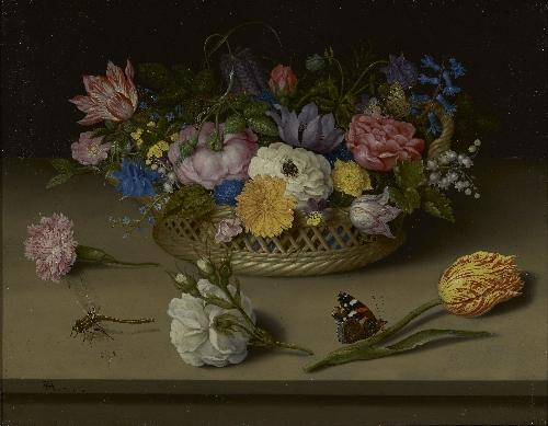 Flower Still Life | Ambrosius Bosschaert the Elder | oil painting