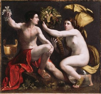 Allegory of Fortune | Dosso Dossi | oil painting