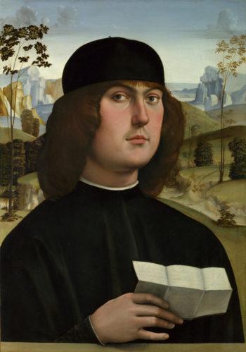 Bartolomeo Bianchini | Francesco Francia | oil painting