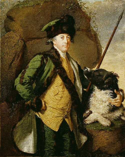 John Whetham of Kirklington | Joseph Wright of Derby | oil painting
