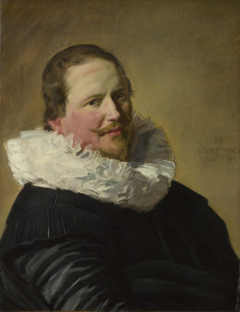 Portrait of a Man in his Thirties   Frans Hals   oil painting