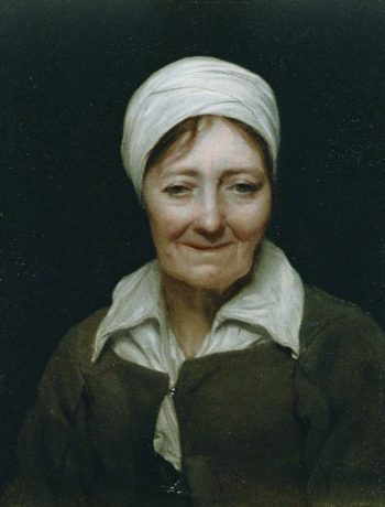 Head of a Woman | Michael Sweerts | oil painting