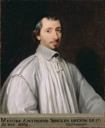Antoine Singlin | Philippe de Champaigne | oil painting
