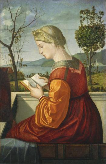 The Virgin Reading