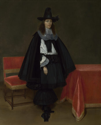Portrait of a Young Man | Gerard ter Borch | oil painting