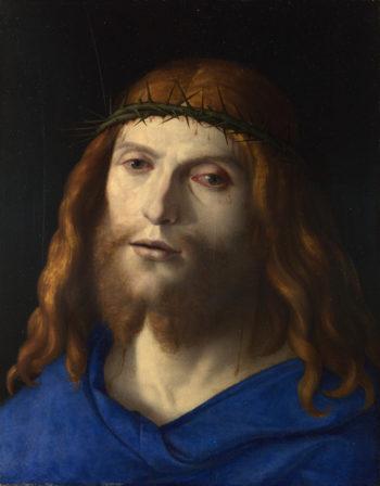 Christ Crowned with Thorns   Giovanni Battista Cima da Conegliano   oil painting