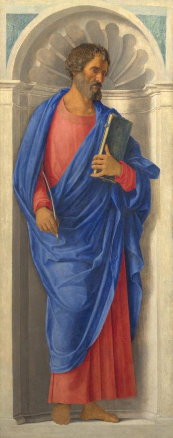 Saint Mark   Giovanni Battista Cima da Conegliano   oil painting