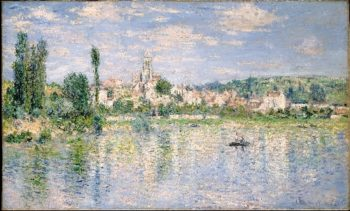 Vetheuil in Summer (1880) | Claude Monet | oil painting