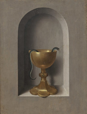 Chalice of Saint John the Evangelist [reverse]