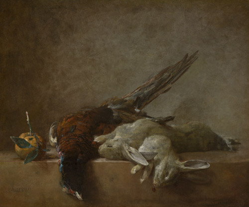 Still Life with Game