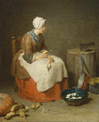 The Kitchen Maid