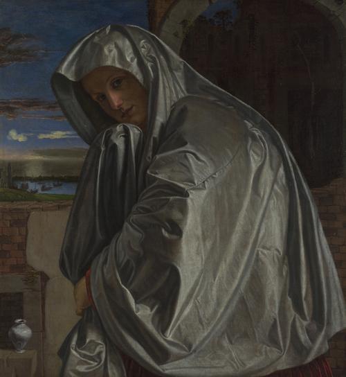 Mary Magdalene | Giovanni Girolamo Savoldo | oil painting