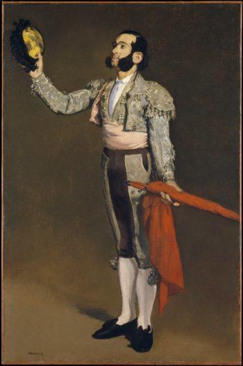 A Matador (1866-67) | Edouard Manet | oil painting