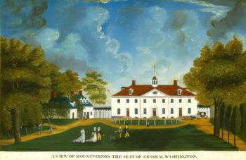 A View of Mount Vernon