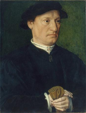 A Member of the de Hondecoeter Family [obverse]