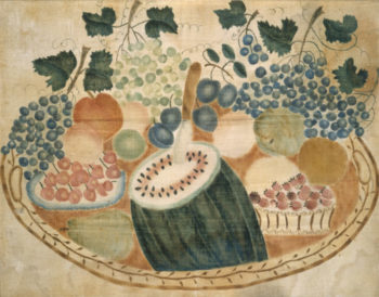 Fruit on a Tray