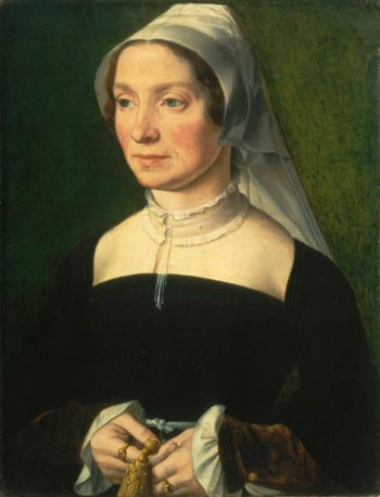 Wife of a Member of the de Hondecoeter Family