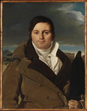 Joseph-Antoine Moltedo (ca 1810) | Jean-Auguste-Dominique Ingres | oil painting