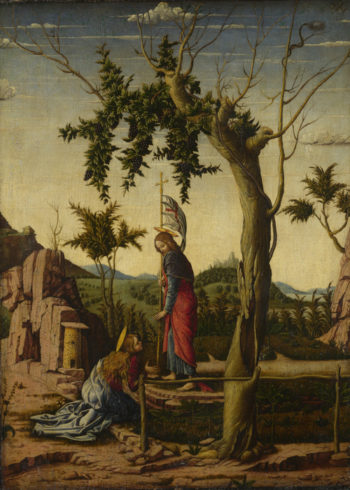 Noli me Tangere | Imitator of Andrea Mantegna | oil painting