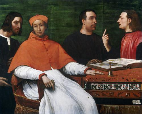 Cardinal Bandinello Sauli