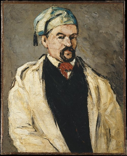 Antoine Dominique Sauveur Aubert (1866) | Paul Cezanne | oil painting