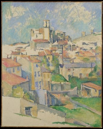 Gardanne (1885-86) | Paul Cezanne | oil painting